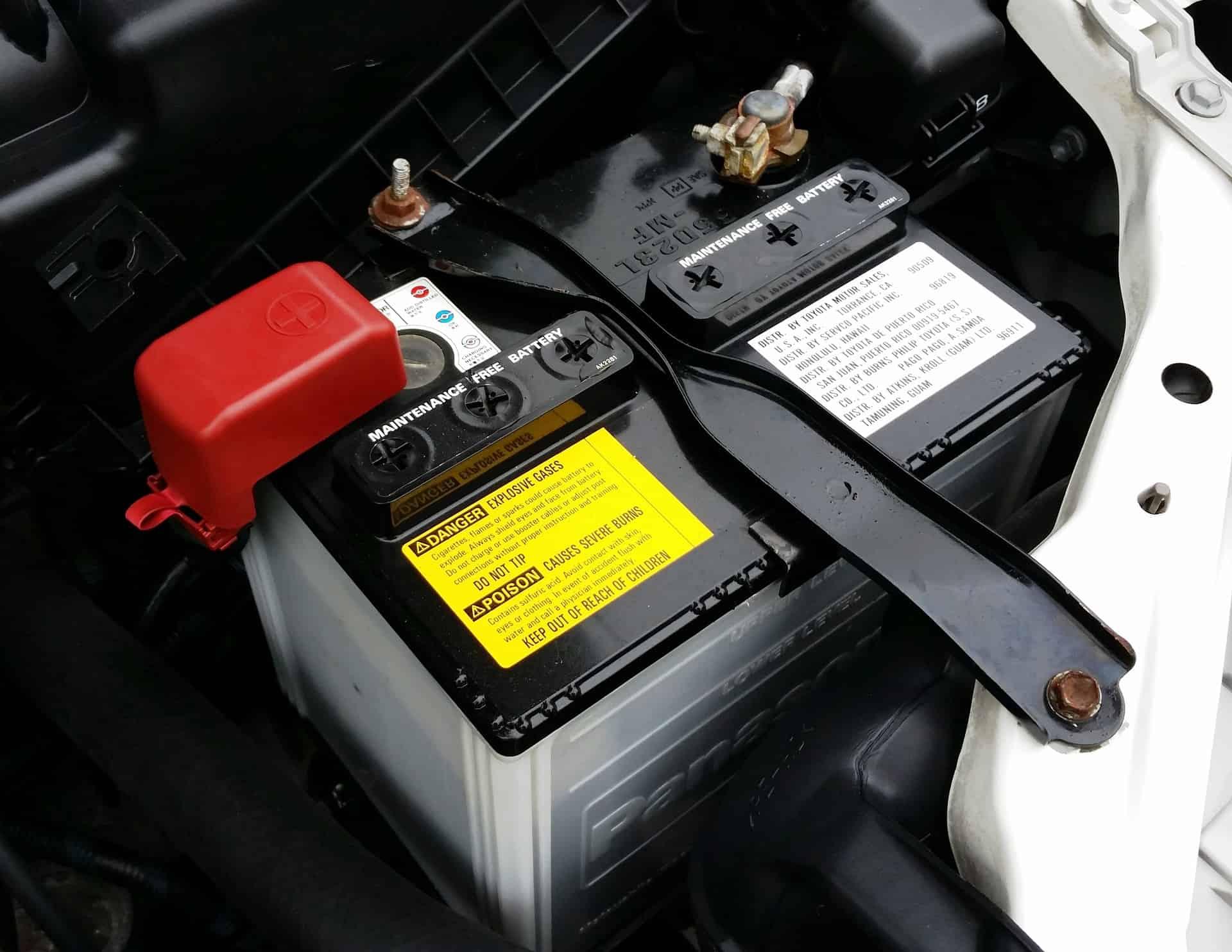 So verlängerst du das Leben deiner Autobatterie