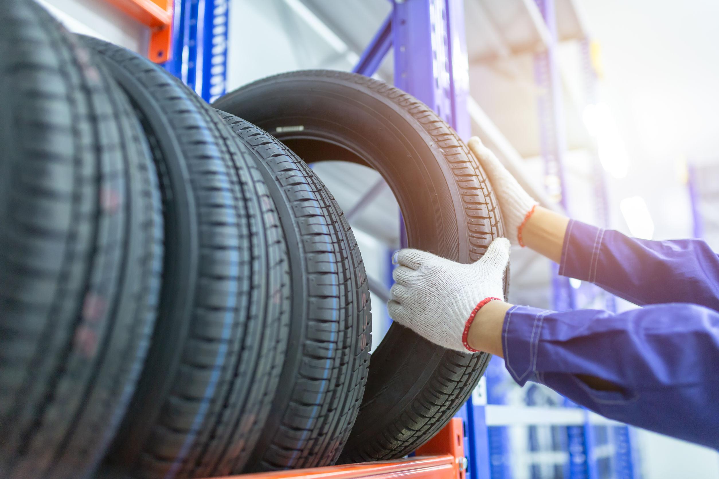Reifen lagern: Alle Fragen und Antworten